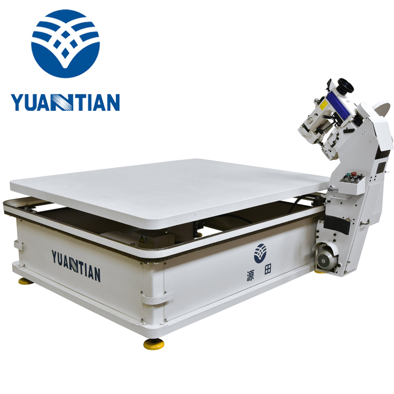 pf300u mattress tape edge machine YUANTIAN Mattress Machines mattress tape edge machine mattress