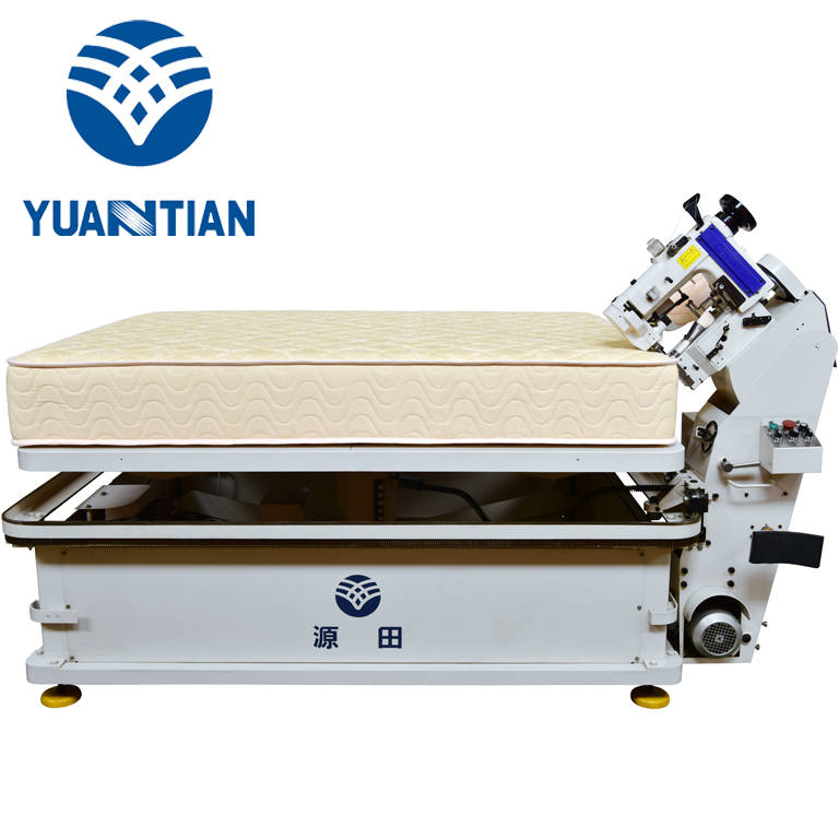 OEM mattress tape edge machine edge table mattress tape edge machine