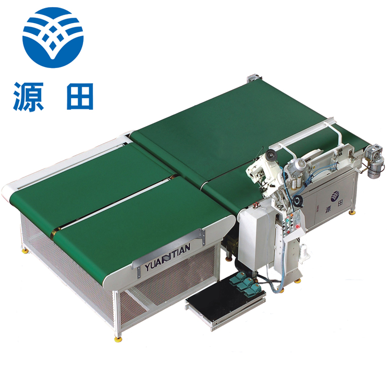 wb1 wpg2000 binding YUANTIAN Mattress Machines mattress tape edge machine