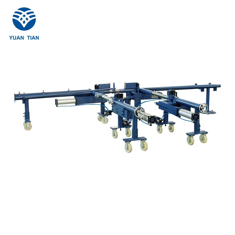 spring mattress packing machine straightening automatic YUANTIAN Mattress Machines