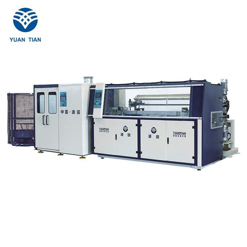 TX-011数控弹簧床网生产线