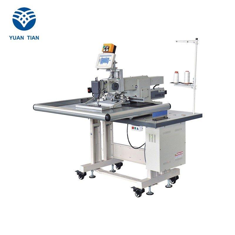 YTS-3020 máquina de coser de etiquetas Autimatic