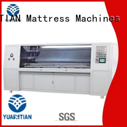 Automatic Pocket Spring Assembling Machine assembling machine pocket spring YUANTIAN Mattress Machines