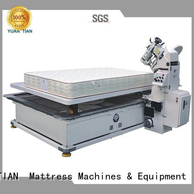 mattress tape edge machine wpg2000 table mattress tape edge machine