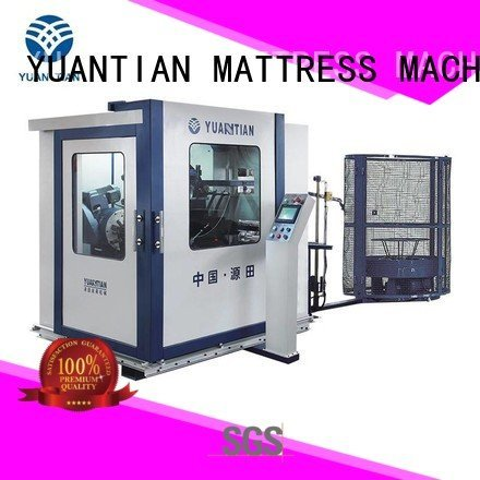 bonnell production unit YUANTIAN Mattress Machines Automatic Bonnell Spring Coiling Machine