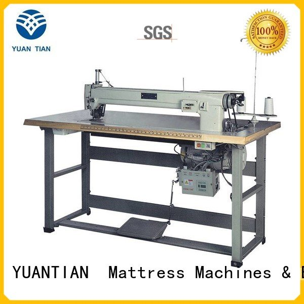 label Mattress Sewing Machine yts3040 arm YUANTIAN Mattress Machines