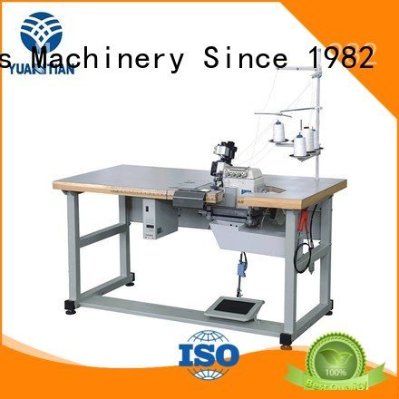 YUANTIAN Mattress Machines Double Sewing Heads Flanging Machine heavyduty multifunction sewing