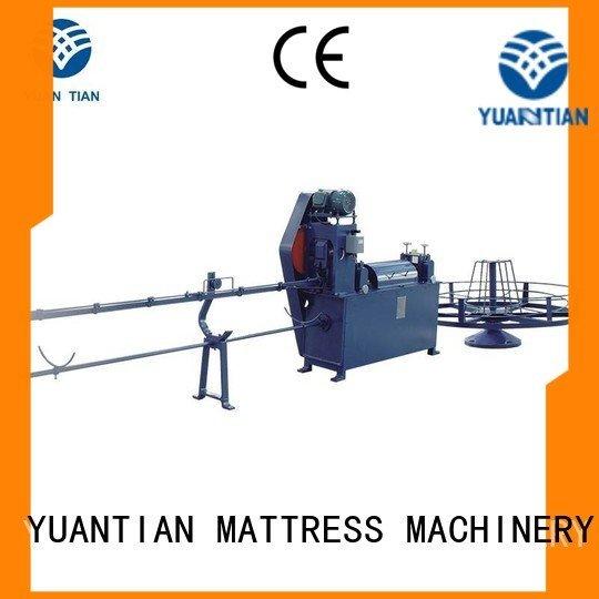 poket border mattress packing machine YUANTIAN Mattress Machines Brand