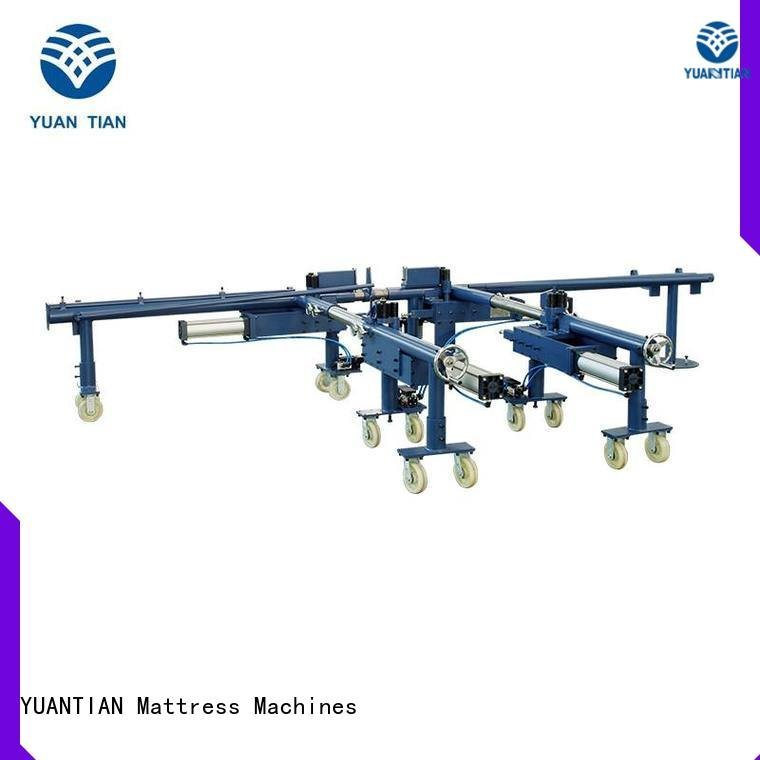 YUANTIAN Mattress Machines foam mattress making machine jb2 mattress wire