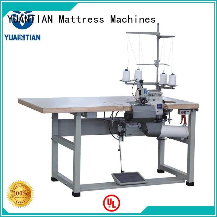 Wholesale heads ds5b Mattress Flanging Machine YUANTIAN Mattress Machines Brand