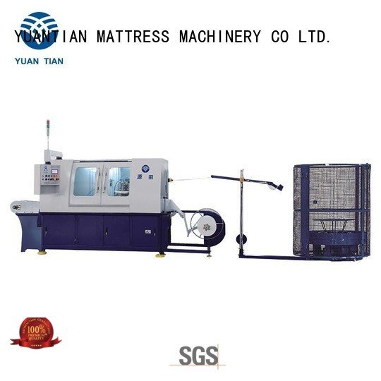 YUANTIAN Mattress Machines dzg1 automatic assembling Automatic Pocket Spring Machine dzg1a