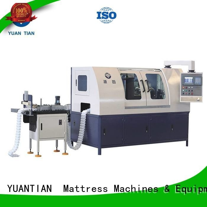Automatic Pocket Spring Machine machine speed line coiling Bulk Buy