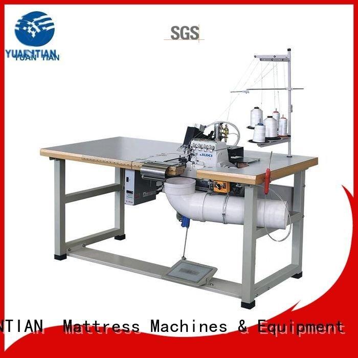 ds7a machine sewing Mattress Flanging Machine YUANTIAN Mattress Machines