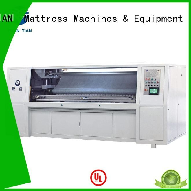 YUANTIAN Mattress Machines Brand machine Automatic Pocket Spring Assembling Machine automatic spring