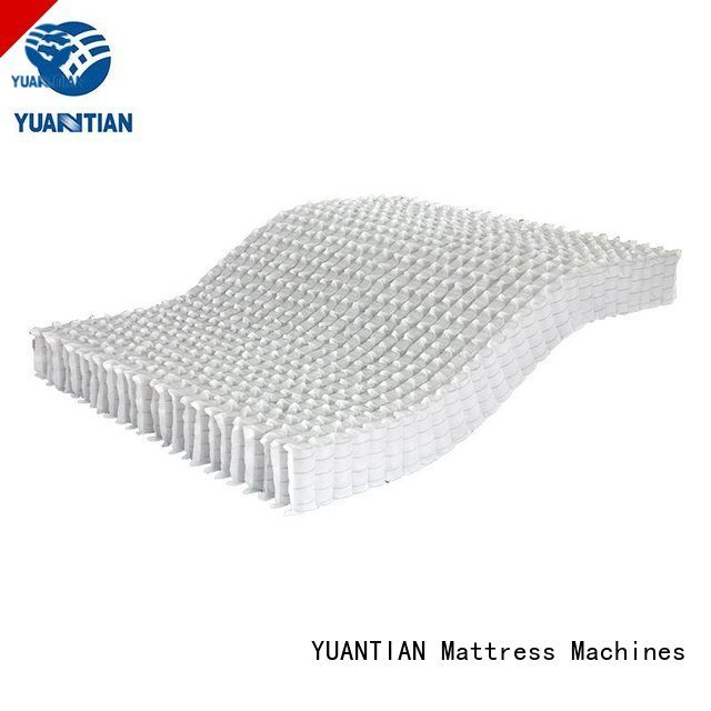 YUANTIAN Mattress Machines mattress spring unit pocket bottom top