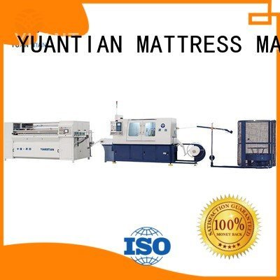 automatic pocketspring YUANTIAN Mattress Machines Automatic Pocket Spring Machine