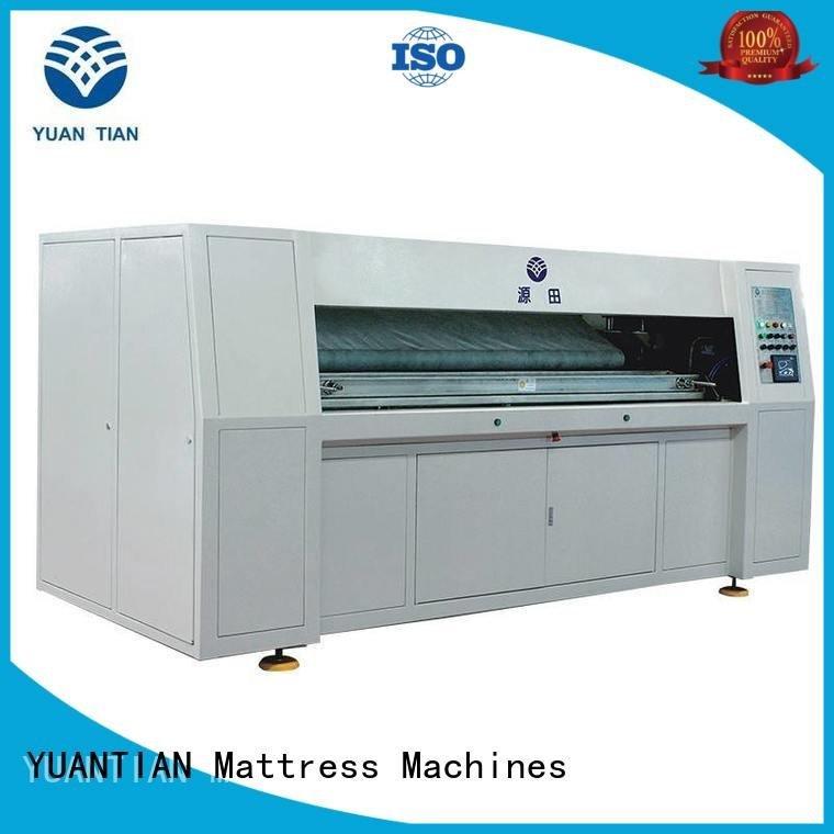YUANTIAN Mattress Machines Brand assembling spring pocket Automatic Pocket Spring Assembling Machine