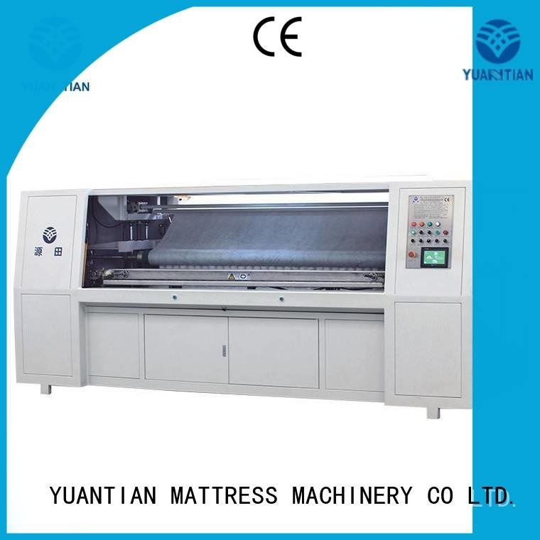 YUANTIAN Mattress Machines pocket machine spring Automatic Pocket Spring Assembling Machine dn4a