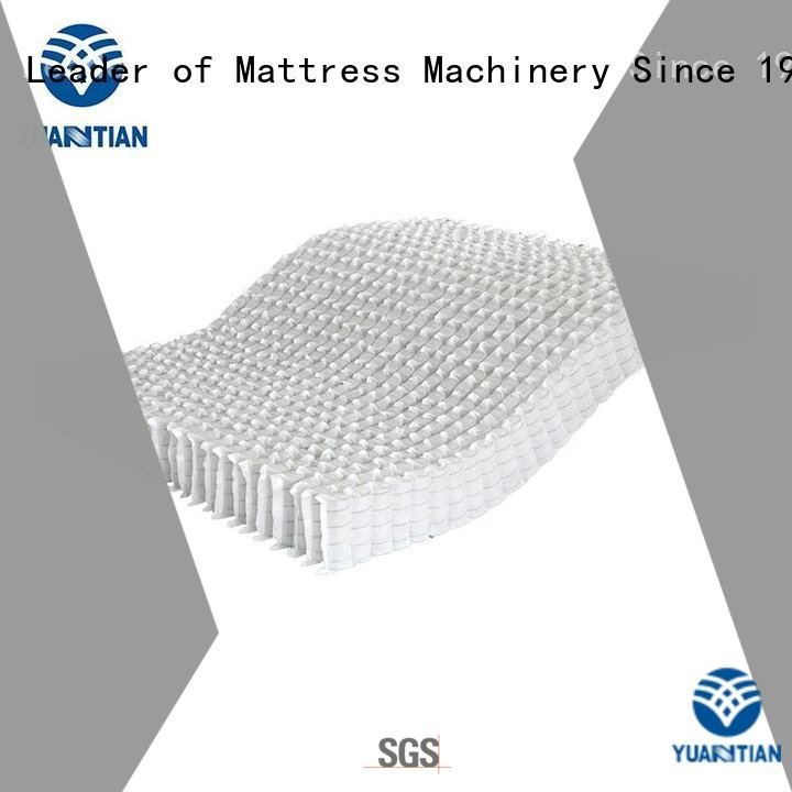mattress spring unit nonwoven pocket mattress spring unit YUANTIAN Mattress Machines Brand