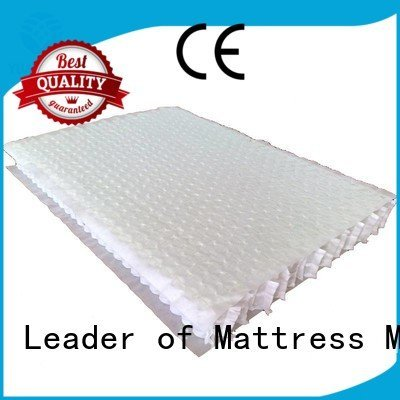YUANTIAN Mattress Machines Brand zoned mattress spring unit pocket top