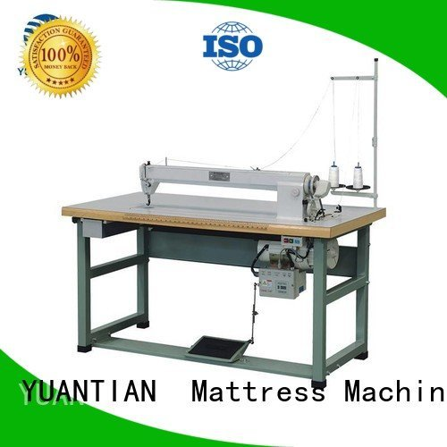 computerized border Mattress Sewing Machine YUANTIAN Mattress Machines Brand
