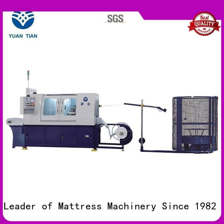 OEM Automatic Pocket Spring Machine pocket spring speed Automatic High Speed Pocket Spring Machine