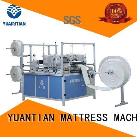 Custom quilting machine for mattress quilting lockstitch singleneedle YUANTIAN Mattress Machines