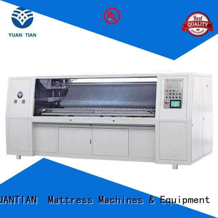 Automatic Pocket Spring Assembling Machine automatic pocket assembling machine YUANTIAN Mattress Machines