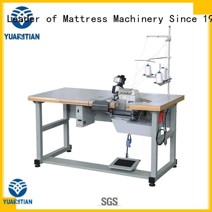 sewing heavyduty multifunction Double Sewing Heads Flanging Machine YUANTIAN Mattress Machines