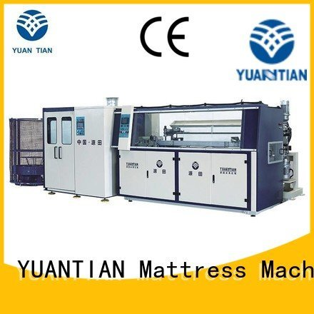 YUANTIAN Mattress Machines Brand line bonnell machine bonnell spring machine