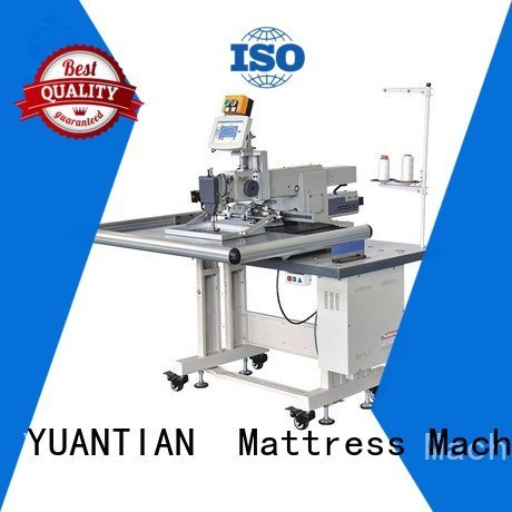 YUANTIAN Mattress Machines Mattress Sewing Machine yts3040 dc1 longarm sewing