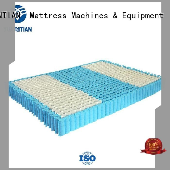 mattress spring unit covers mattress spring unit spring YUANTIAN Mattress Machines