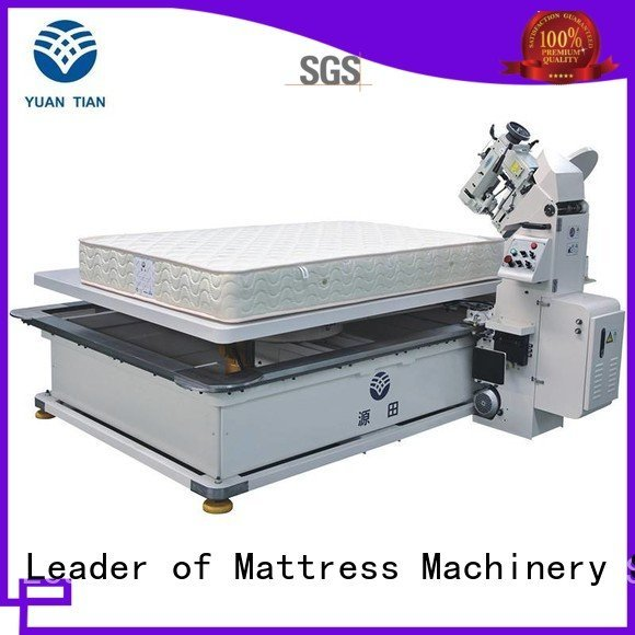 YUANTIAN Mattress Machines Brand wb4a pf300u table mattress tape edge machine wb3a
