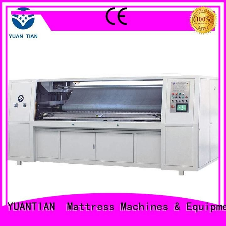 Automatic Pocket Spring Assembling Machine pocket dn3a YUANTIAN Mattress Machines Brand