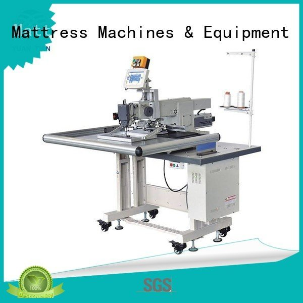Custom Mattress Sewing Machine arm sewing computerized YUANTIAN Mattress Machines
