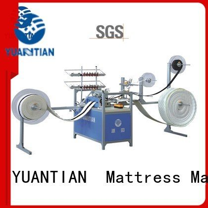 computerized autimatic YUANTIAN Mattress Machines singer  mattress  sewing machine price
