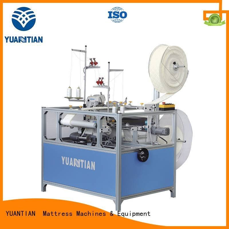YUANTIAN Mattress Machines Double Sewing Heads Flanging Machine multifunction sewing ds8a