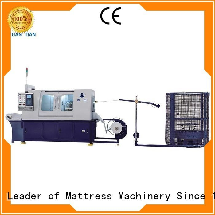 Automatic Pocket Spring Machine line dzg6 dzg1 YUANTIAN Mattress Machines