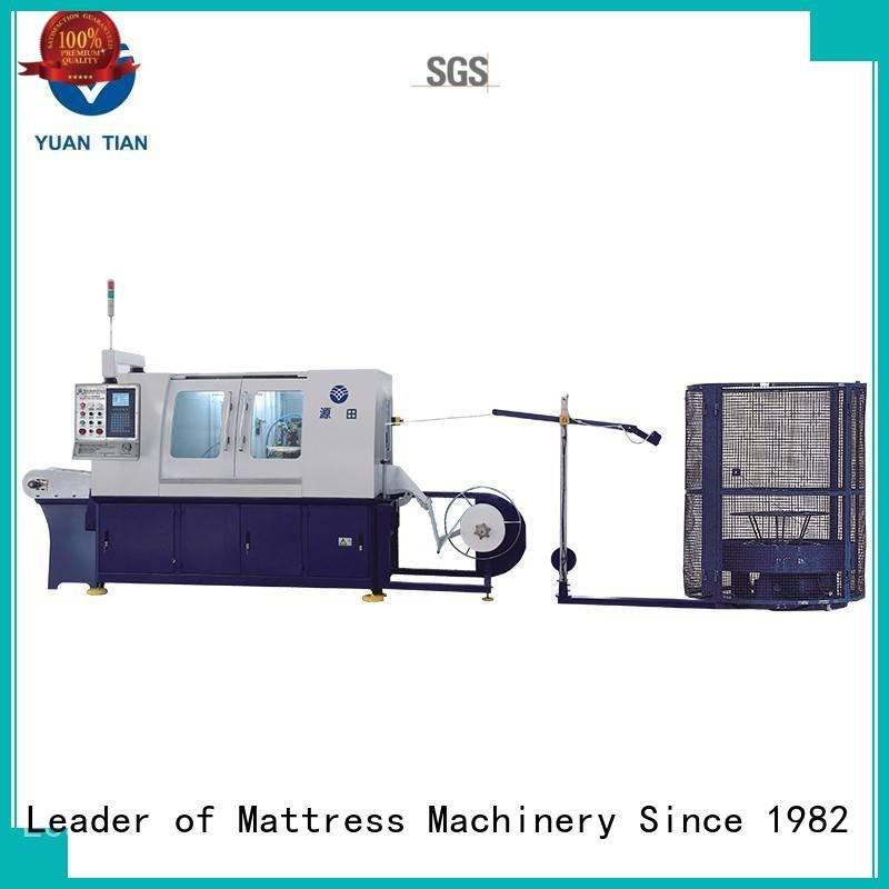 Hot Automatic Pocket Spring Machine automatic Automatic High Speed Pocket Spring Machine pocketspring YUANTIAN Mattress Machines