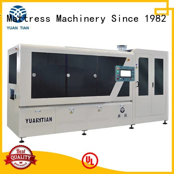 OEM Automatic Pocket Spring Machine automatic speed production Automatic High Speed Pocket Spring Machine