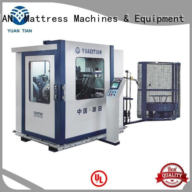bonnell spring machine production automatic coiler YUANTIAN Mattress Machines