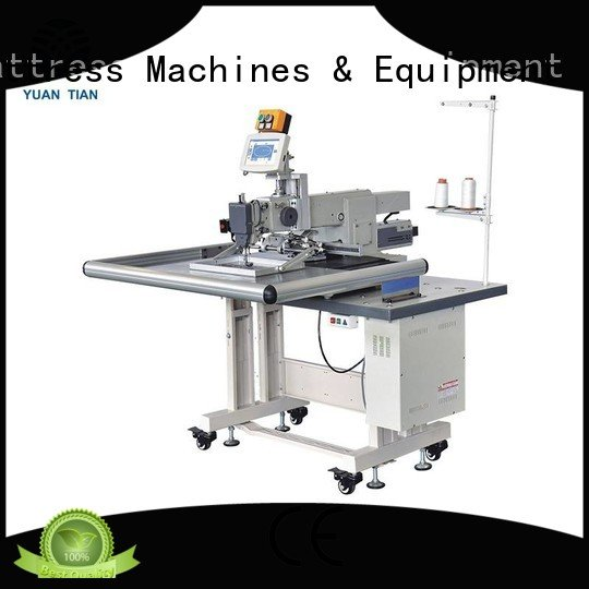 singer  mattress  sewing machine price autimatic label YUANTIAN Mattress Machines Brand
