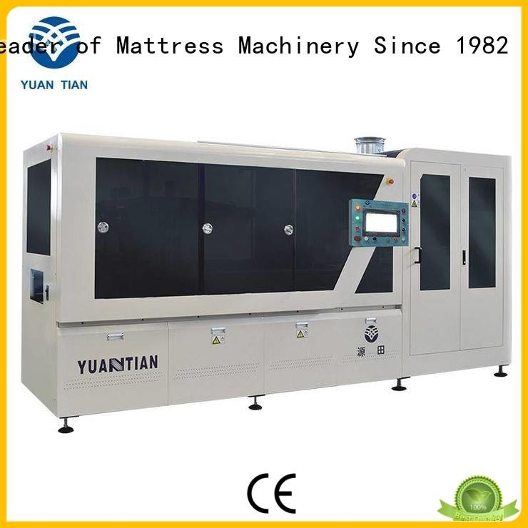 line assembler Automatic High Speed Pocket Spring Machine automatic YUANTIAN Mattress Machines