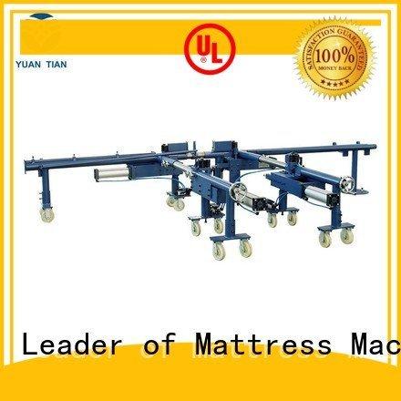 foam mattress making machine poket machine mattress packing machine YUANTIAN Mattress Machines Brand