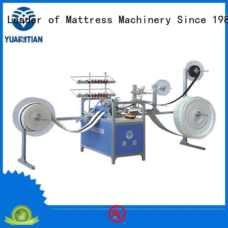 YUANTIAN Mattress Machines long machine computerized singer  mattress  sewing machine price mattress