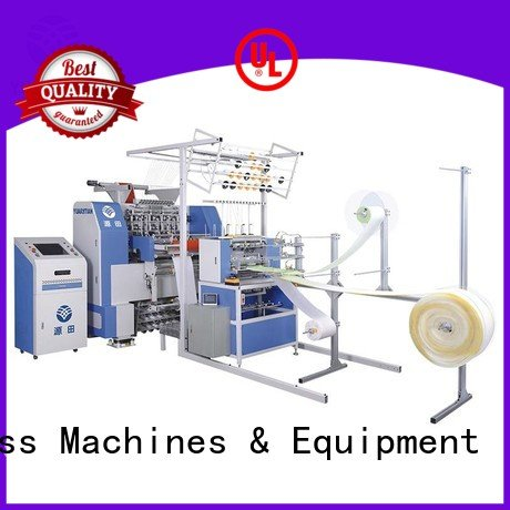 double border quilting machine for mattress price YUANTIAN Mattress Machines