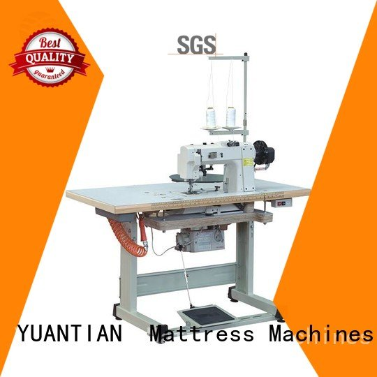 Hot mattress tape edge machine table mattress tape edge machine mattress YUANTIAN Mattress Machines