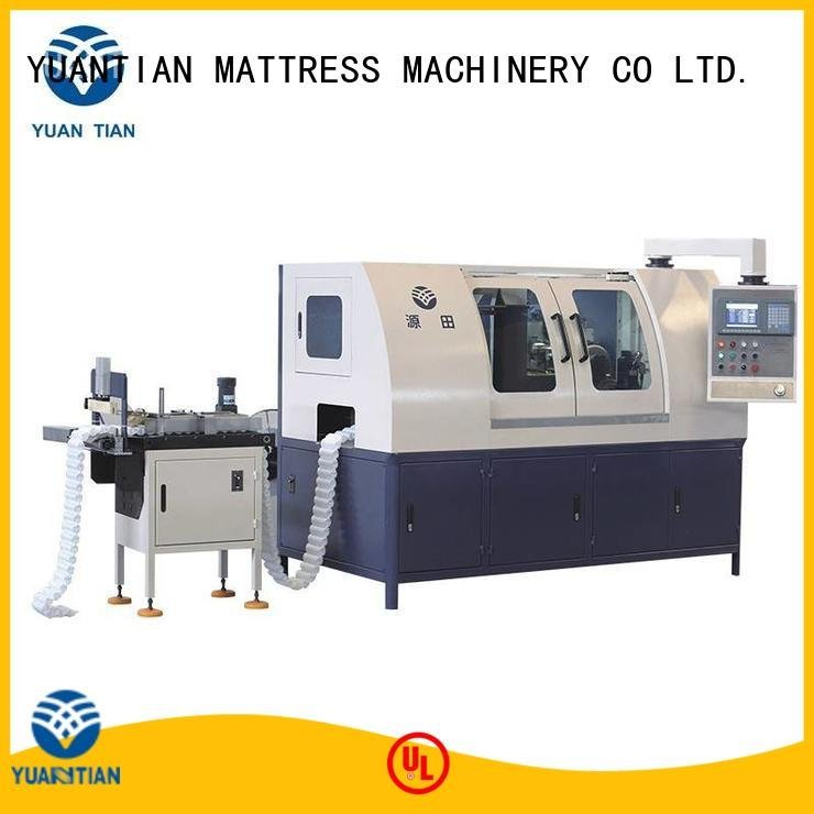 YUANTIAN Mattress Machines dtdx012 spring dn6 Automatic Pocket Spring Machine machine