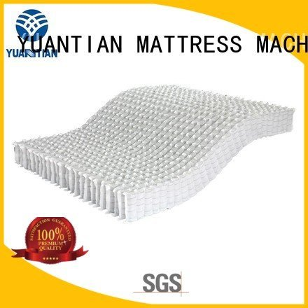 mattress spring unit unit pocket mattress spring unit YUANTIAN Mattress Machines Brand