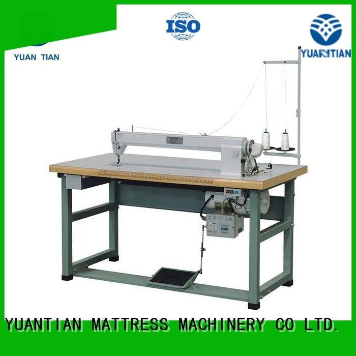 Custom Mattress Sewing Machine yts3020 yts3040 longarm YUANTIAN Mattress Machines